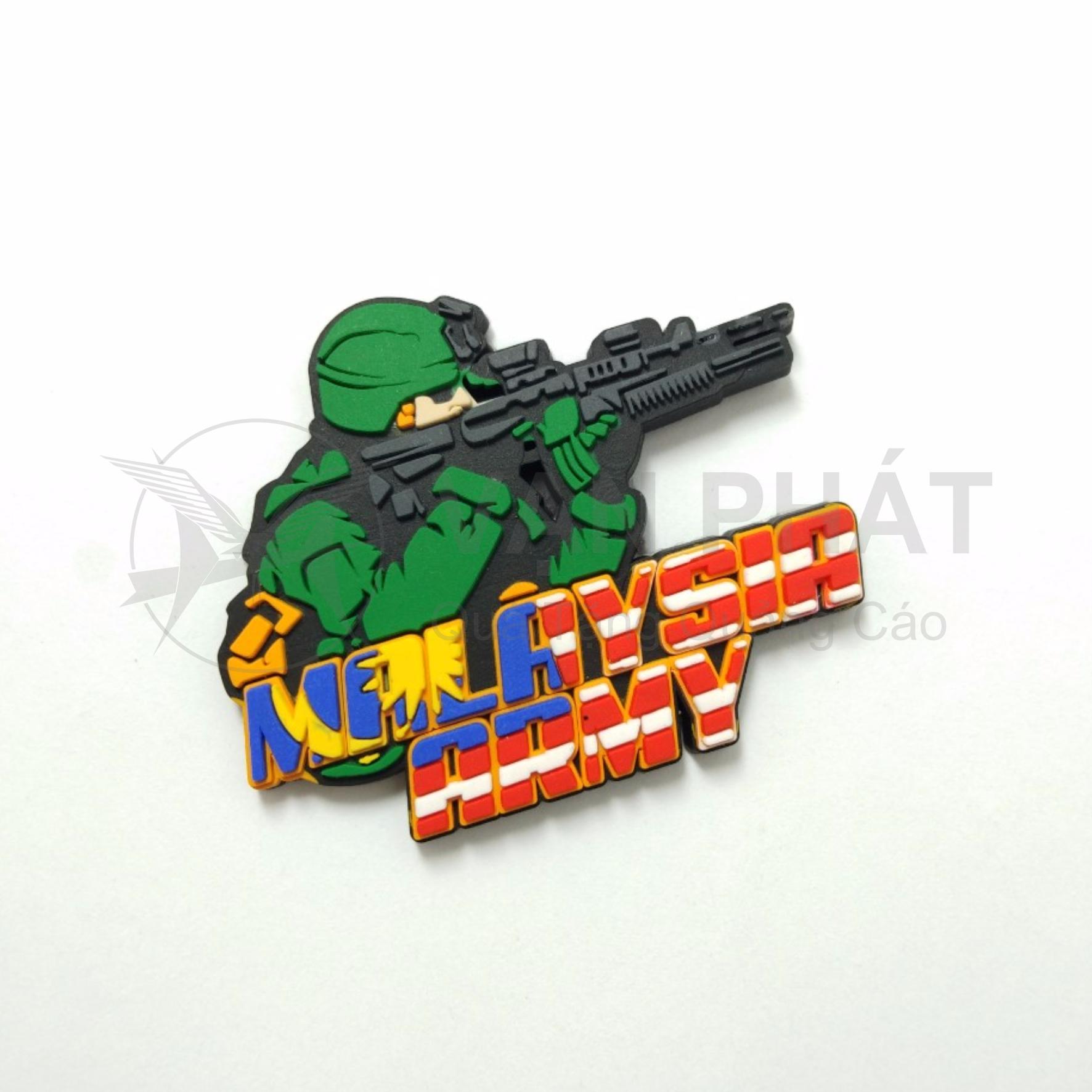 HÍT TỦ LẠNH – MALAYSIA ARMY